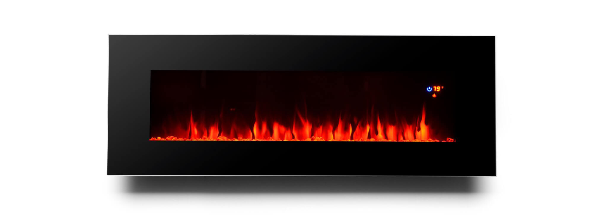 "3G Plus 50"" Electric Fireplace"