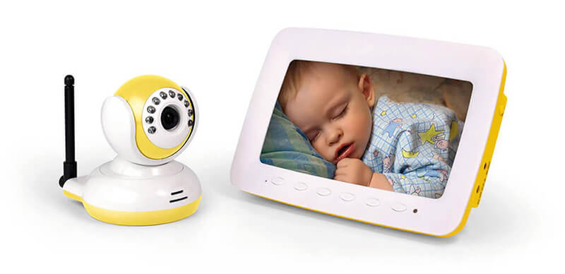 best video baby monitors affordable