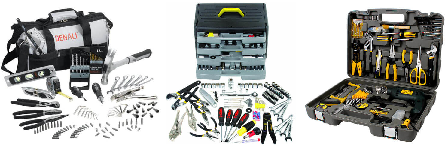 best tool sets for homeowners
