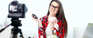 best video cameras for recording youtube